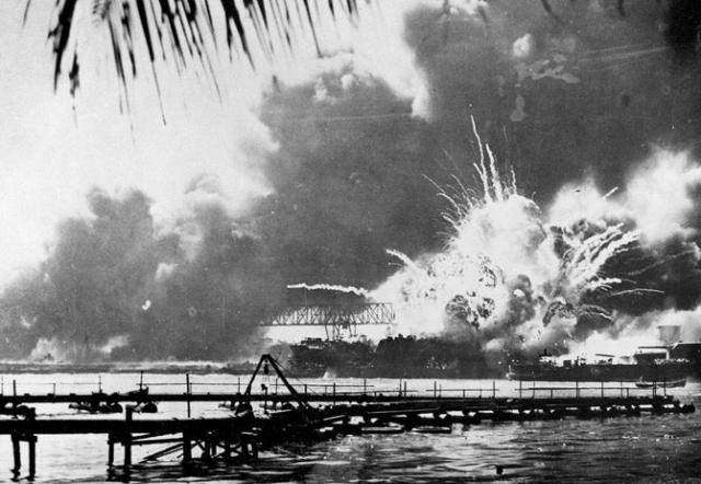 Рузвельт просил Сталина помочь в войне с Японией сразу после Пёрл-Харбора