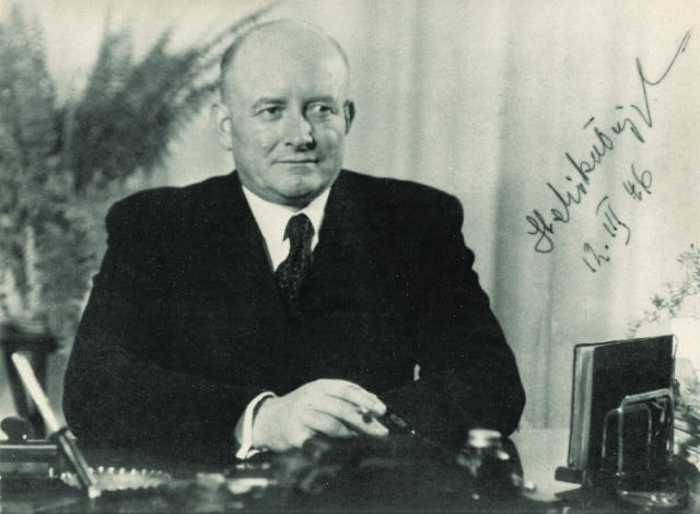 Станислав Миколайчик, премьер-министр польского эмигрантского правительства в Лондоне