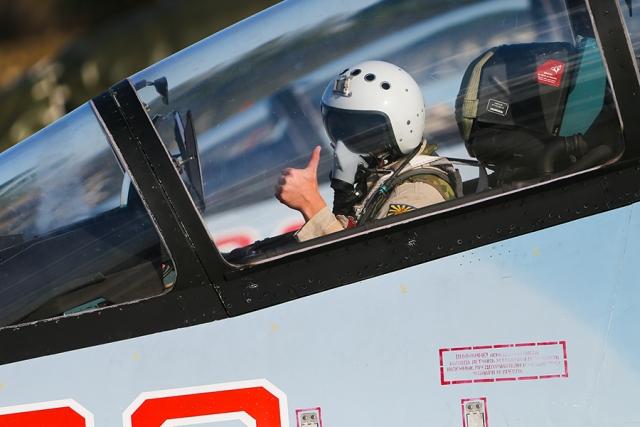 Будни авиагруппы ВКС РФ на аэродроме «Хмеймим»