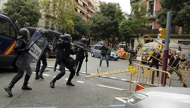Улицы Барселонны