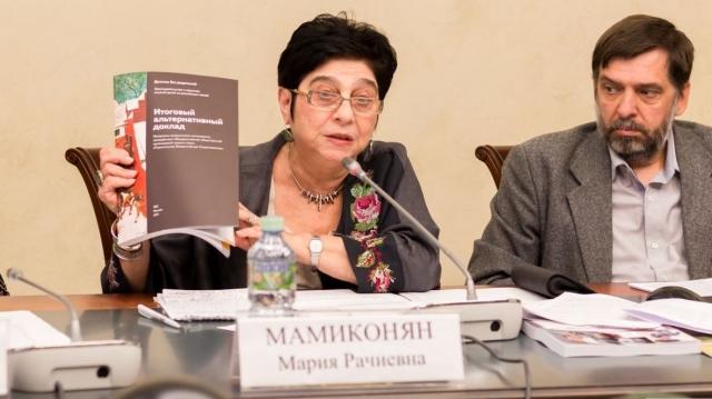 РВС представило альтернативный доклад президенту об изъятии детей