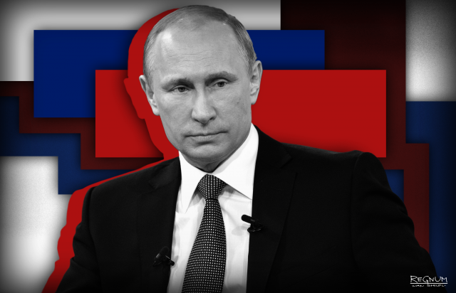 e10cb004dc3c Владимир Путин  президентство и лидерство - ИА REGNUM