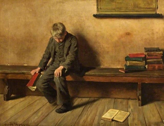 Гарольд Коппинг. Неуч. 1886