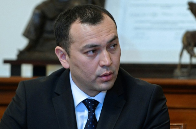 Вице-премьер-министр Темир Джумакадыров