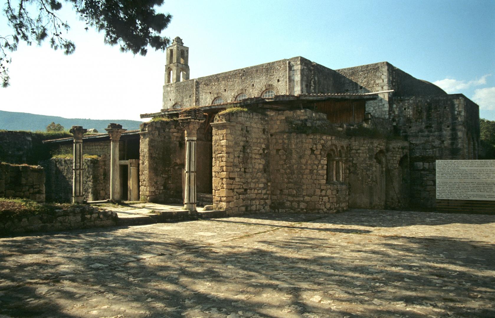 Церковь Святого НиколаяЦерковь Святого Николая, Демр, Турция