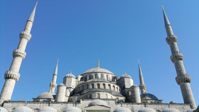 Стамбульская мечеть