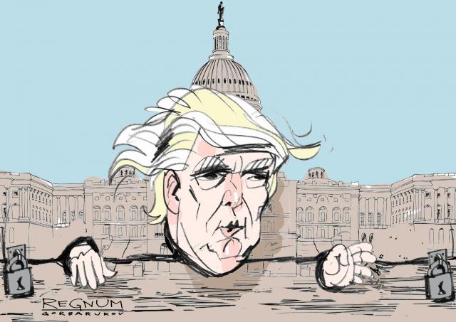 Strategist: Все указывает на то, что Трамп останется на второй срок