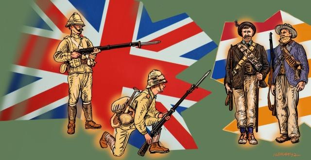 Классовая война от Каира до Кейптауна — империализм и отец его Сесиль Родс
