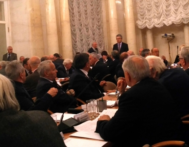 Новый президент РАН: «Статус Академии наук должен быть повышен»