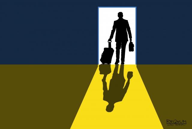 Несомненное безумие майдана: запрет на поездки в Россию