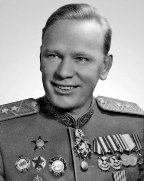 Руководитель внешней разведки СССР Павел Михайлович Фитин