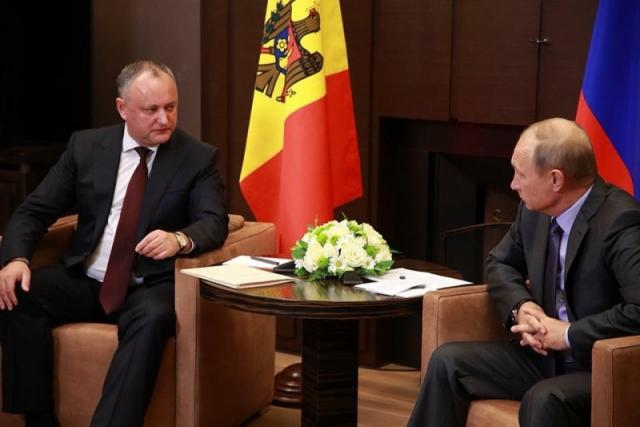 Отдать ли Приднестровье Додону? Авансом и без гарантий?