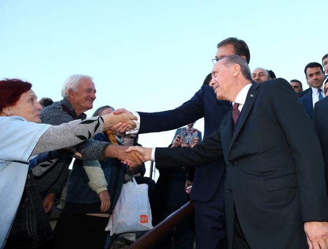 Эрдоган надеется, что «Турецкий поток» дотянется до Сербии