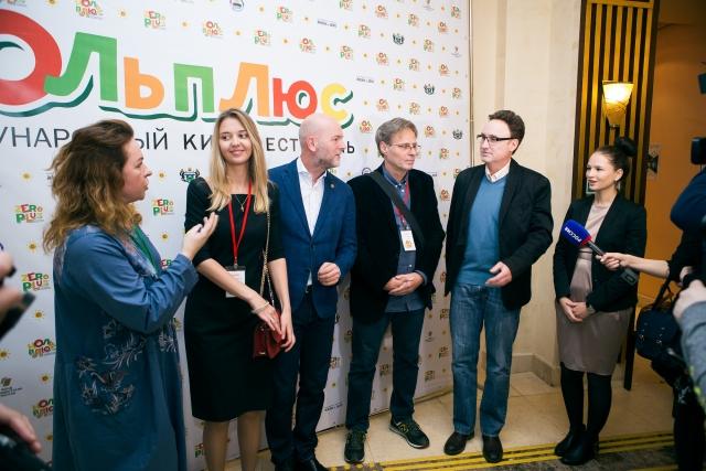 Пресс-подход. IV Международный фестиваль детского и семейного кино «Ноль Плюс»