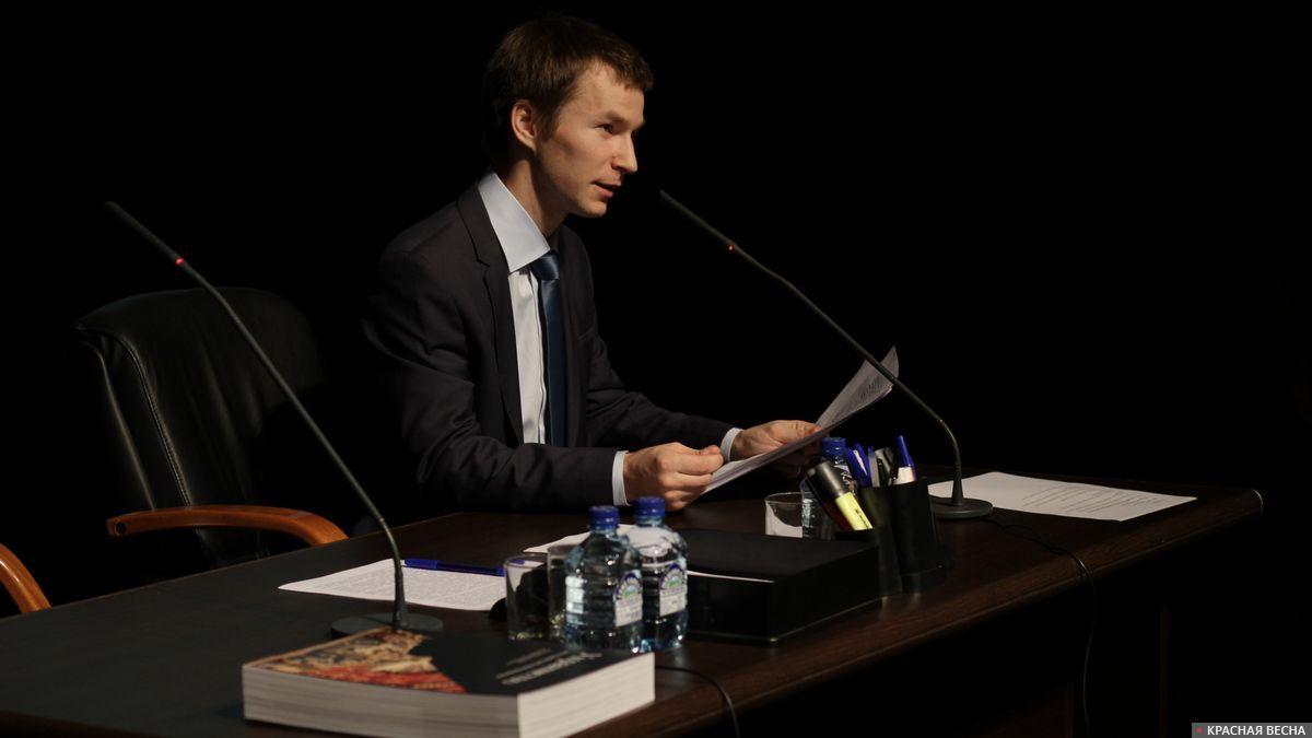 Дмитрий Степанов: «Габсбурги реализовывали проект «Украинская монархия»