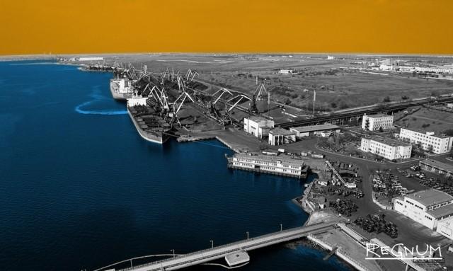 Порт «Ольвия»