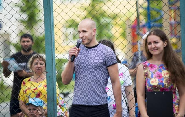 Депутат городской думы Александр Локтев. Барнаул
