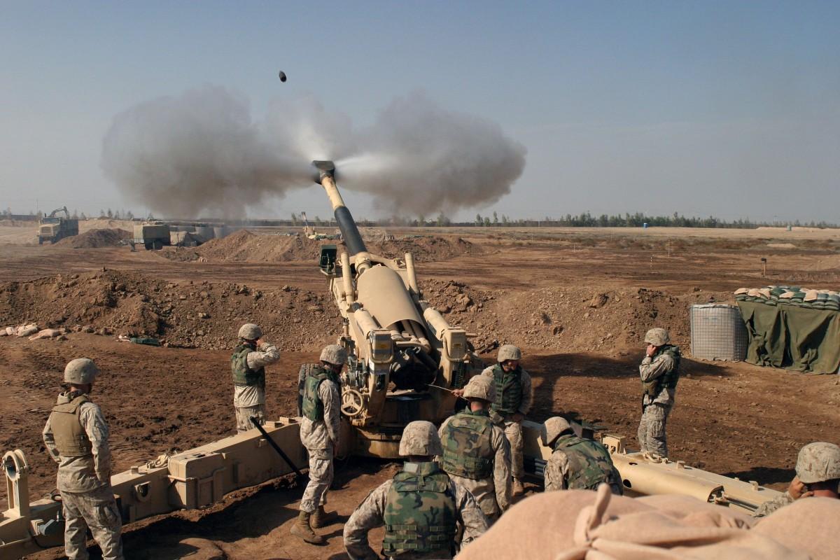 Солдаты НАТО в Ираке
