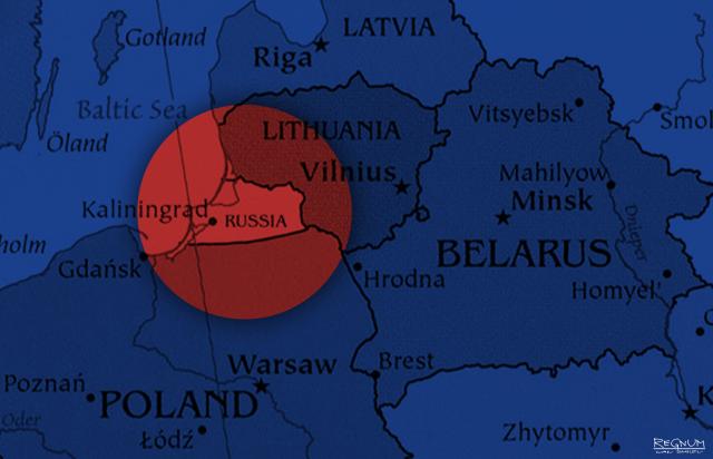 Что стоит за забвением Калининграда на картах