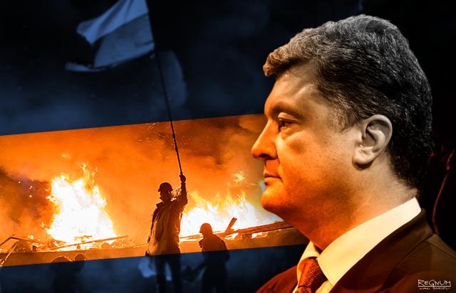 «Киевский патриархат»: За нежелание воевать с Россией Порошенко ждет ад