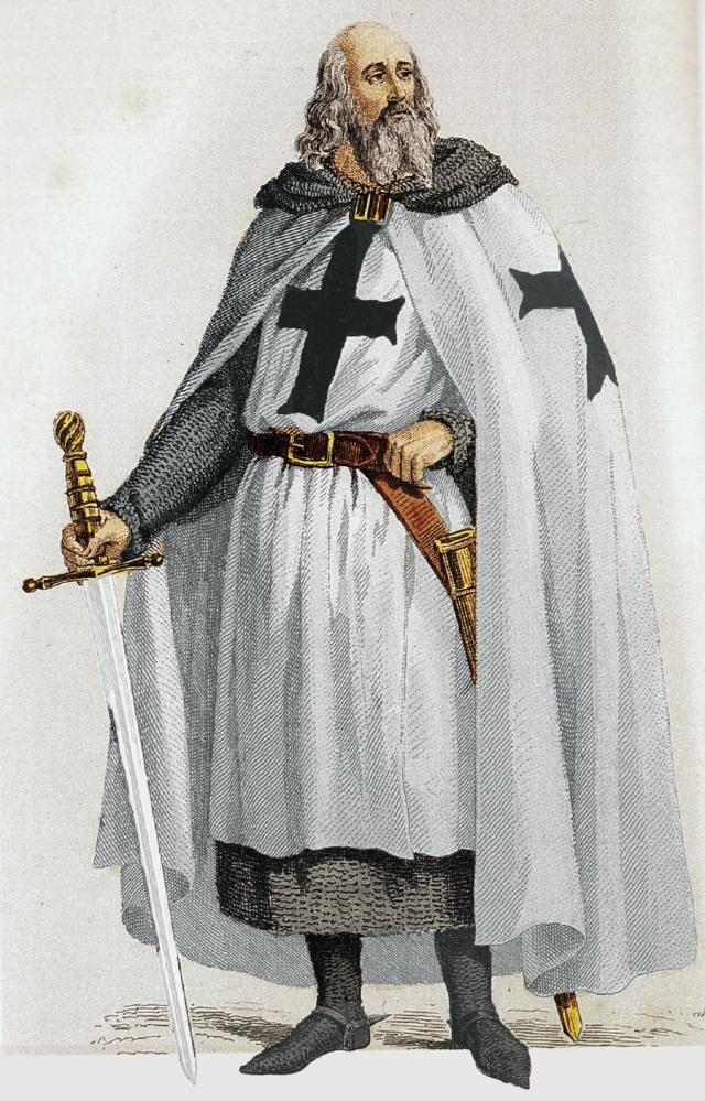 Жак де Моле