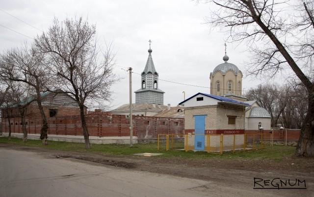 Церковь Казанской Иконы Божией Матери, в Невинномысске