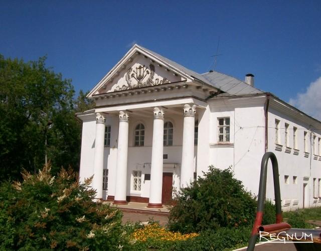 Центр народной культуры «Русь». Вятские Поляны, Кировская область