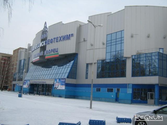 Ледовый дворец «Нижнекамскнефтехим»
