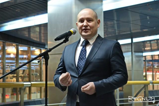 Выступление заместителя министра РФ по делам Северного Кавказа Михаила Развожаева