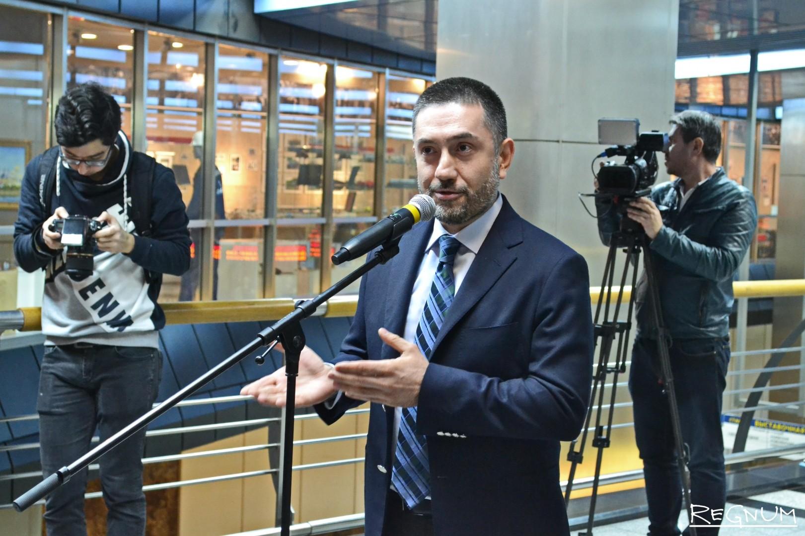 Председатель Общественного совета при Минкавказа России Анвар Гаджиев поделился своими ожиданиями от проектов по Северному Кавказу