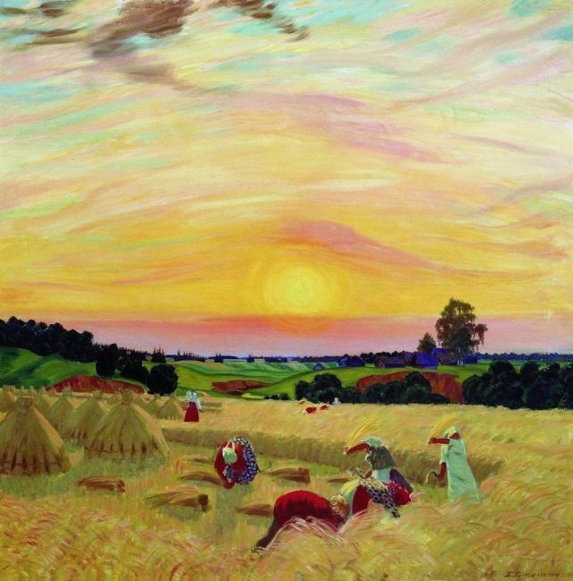 Мордовия увеличила сбор зерна до 1,36 млн тонн
