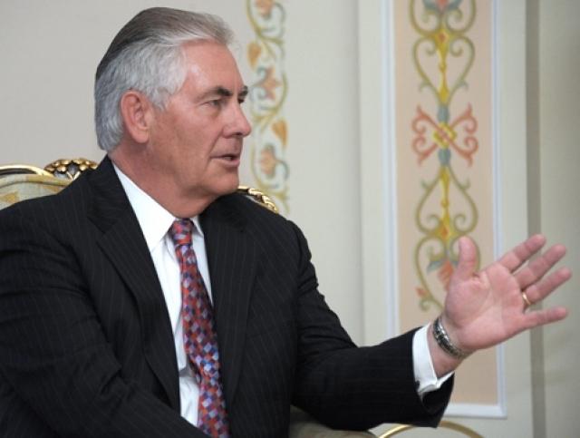 Лавров и Тиллерсон обсудили по телефону иранский ядерный вопрос