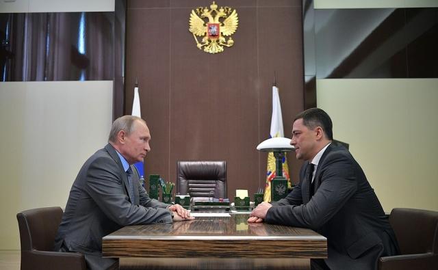 Регион отдан «Молодой гвардии»: эксперты о назначении Ведерникова в Псков