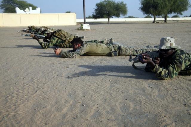 Республика Чад вывела сотни солдат с территории Нигера