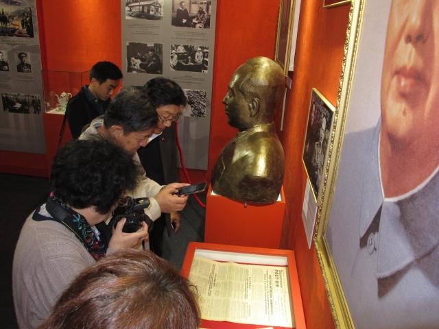 «Красный туризм» на марше: Читу посетил внук Мао Цзэдуна