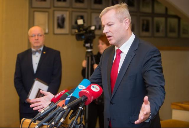 Литва запустила механизм самоуничтожения