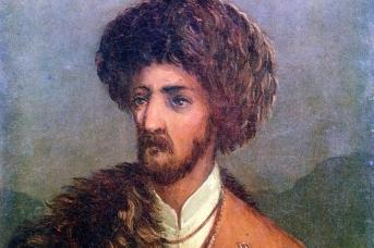 Михаил Лермонтов. Черкес. 1838