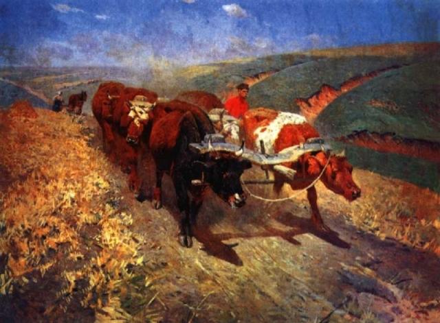 Российское земледелие на распутье