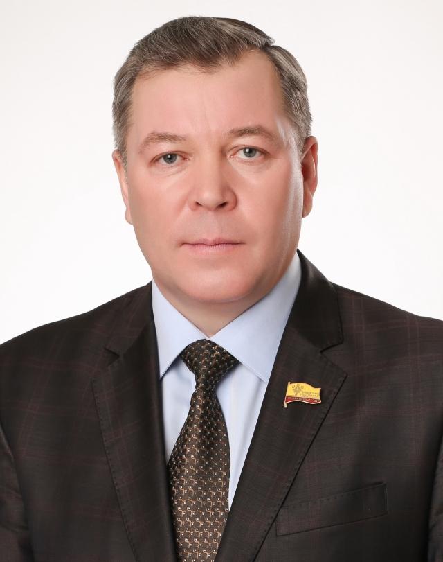 Николай Малов