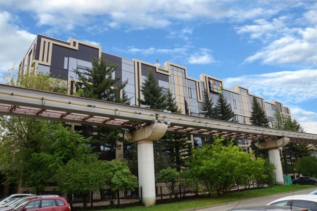 Новое здание «Союзмультфильма»