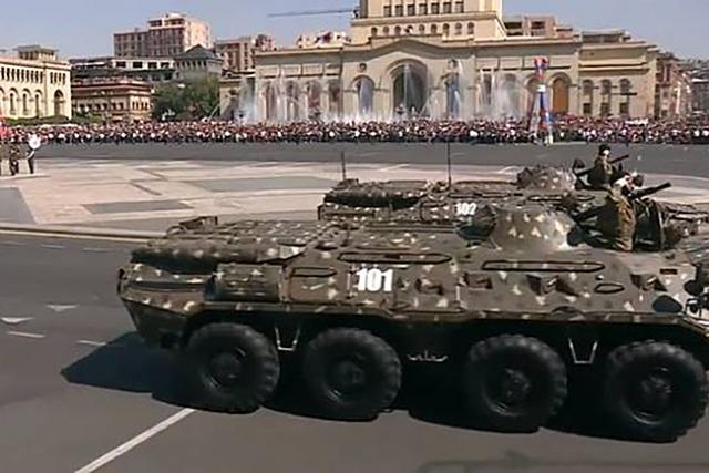 На что Армения потратит новый российский военный кредит?