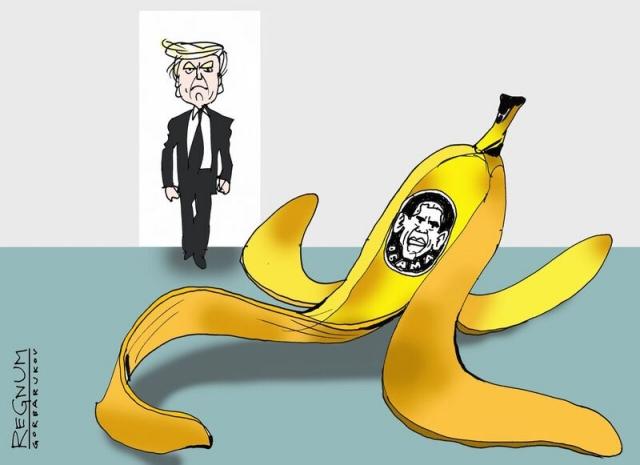 Почему у Трампа не получается с Ираном