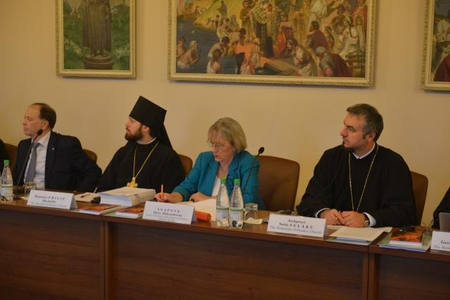 Заседание Комитета представителей Православных церквей в Европейском союзе