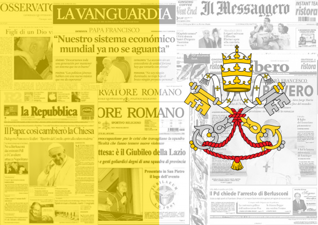 СМИ Ватикана