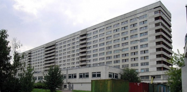 Больница. Москва