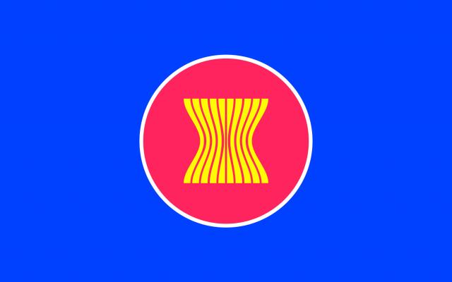 Флаг АСЕАН
