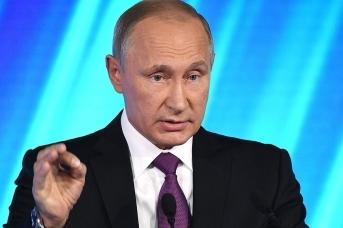 Владимир Путин выступил на пленарной сессии XIV ежегодного заседания международного дискуссионного клуба «Валдай». Сочи, 19 октября 2017 года