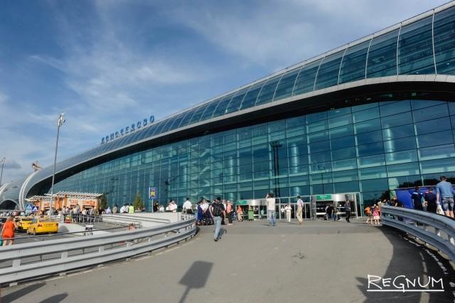 Таксисты-нелегалы напали на полицейского в аэропорту «Домодедово»