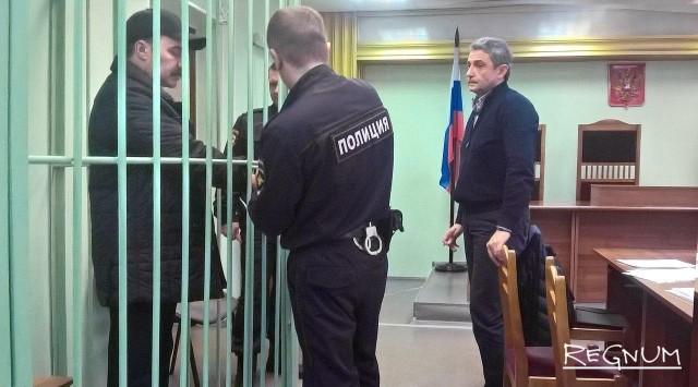 Бывшего вице-губернатора Мурманской области Игоря Бабенко отправили в СИЗО