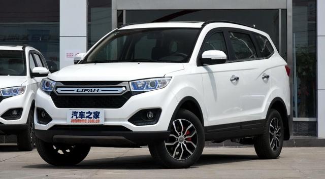 В Китае рассекретили обновленный кроссовер Baojun 530 SUV